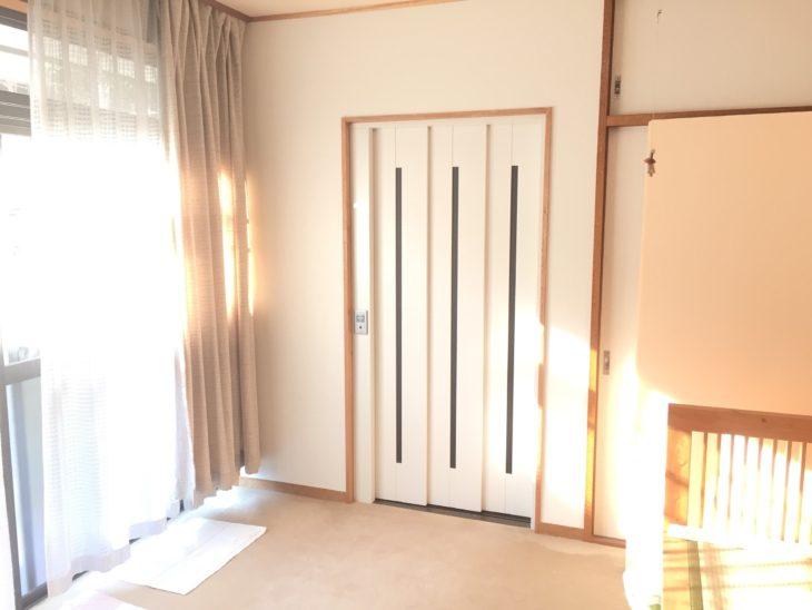 東京都日野市 M様邸 ホームエレベーター設置 リフォーム施工事例