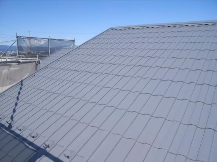 日野市 I様邸 外壁屋根塗装施工事例