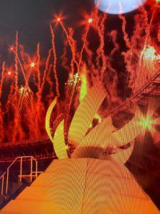 東京オリンピックはTVで応援💪