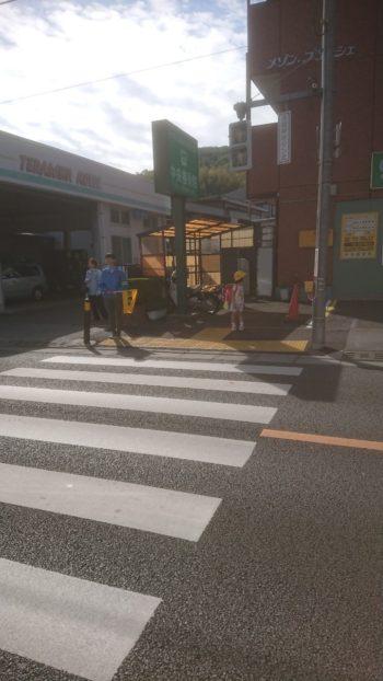 交通安全のボランティア
